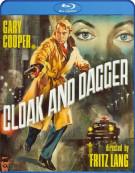 Cloak And Dagger Blu-ray