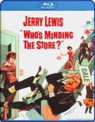 Whos Minding The Store Blu-ray
