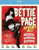 Bettie Page Reveals All Blu-ray