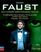 Gounod: Faust Blu-ray