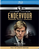 Endeavour: Series 2 Blu-ray