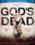 Gods Not Dead (Blu-ray + DVD) Blu-ray