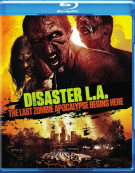 Disaster L.A.: The Last Zombie Apocalypse Begins Here Blu-ray