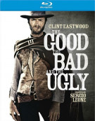 Good, The Bad And The Ugly, The (Remastered) Blu-ray