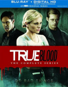 True Blood: The Complete Series (Blu-ray + UltraViolet) Blu-ray