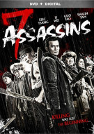 7 Assassins (DVD + UltraViolet) Movie