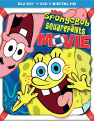SpongeBob SquarePants Movie, The (Blu-ray + DVD + UltraViolet) (Repackage) Blu-ray