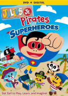 Julius Jr.: Pirates And Superheroes (DVD + UltraViolet) Movie