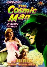 Cosmic Man, The Movie