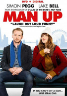 Man Up (DVD + UltraViolet) Movie