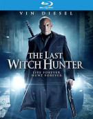 Last Witch Hunter, The (Blu-ray + DVD + UltraViolet) Blu-ray