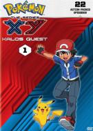 Pokemon The Series: XY Kalos Quest Set 1 Movie
