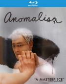 Anomalisa (Blu-ray + DVD + UltraViolet) Blu-ray