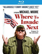 Where To Invade Next Blu-ray