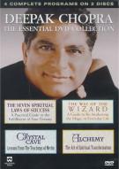Deepak Chopra: The Essential DVD Collection Movie