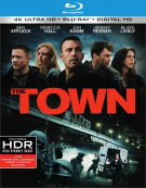 Town, The (4K Ultra HD + Blu-ray + UltraViolet) Blu-ray