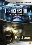 Frankenstein: The Real Story/The Real Wolfman Movie