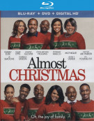 Almost Christmas (Blu-ray + DVD + UltraViolet) Blu-ray