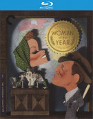 Woman of the Year: The Criterion Collection Blu-ray