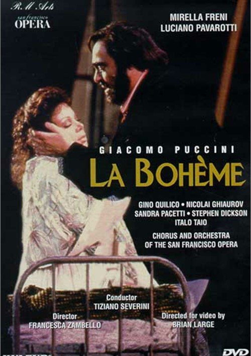 La Boheme: Giacomo Puccini - San Francisco Opera Movie