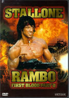 Rambo: First Blood 2 Movie