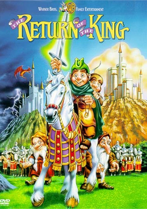Return Of The King, The Movie