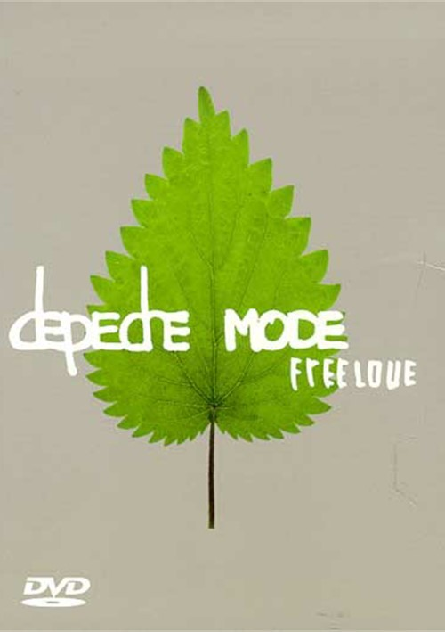Depeche Mode: Freelove DVD Single Movie
