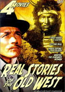 Real Stories Of The Old West: 4-Movie Set Movie