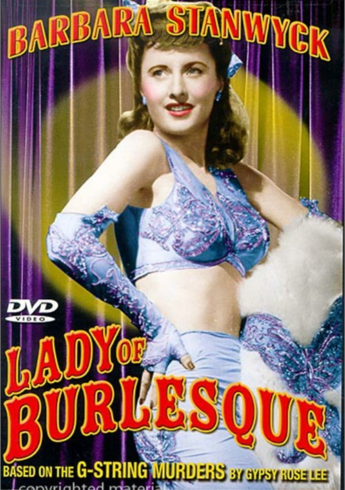 Lady Of Burlesque (Alpha) Movie