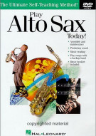 Play Alto Sax Today! Movie