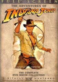 Adventures Of Indiana Jones, The (Fullscreen) Movie