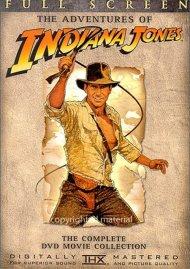 Adventures Of Indiana Jones, The (Fullscreen) Movie