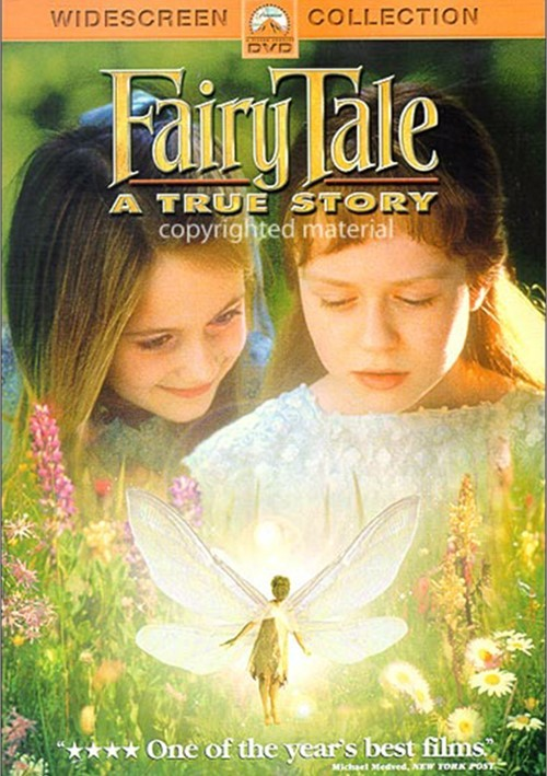 Fairy Tale: A True Story Movie