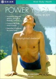 Yoga Journals Power Yoga: Total Body Movie
