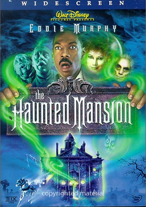 Haunted Mansion, The (Widescreen) Movie