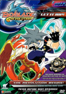 Beyblade G Revolution: Volume 2 - The Revolution Begins! Movie