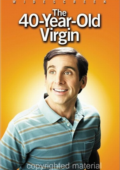 40-Year-Old Virgin, The (Widescreen) Movie