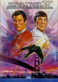 Star Trek IV: The Voyage Home Movie