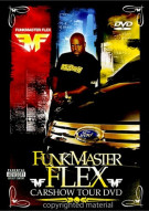 FunkMaster Flex: Car Show Tour DVD Movie