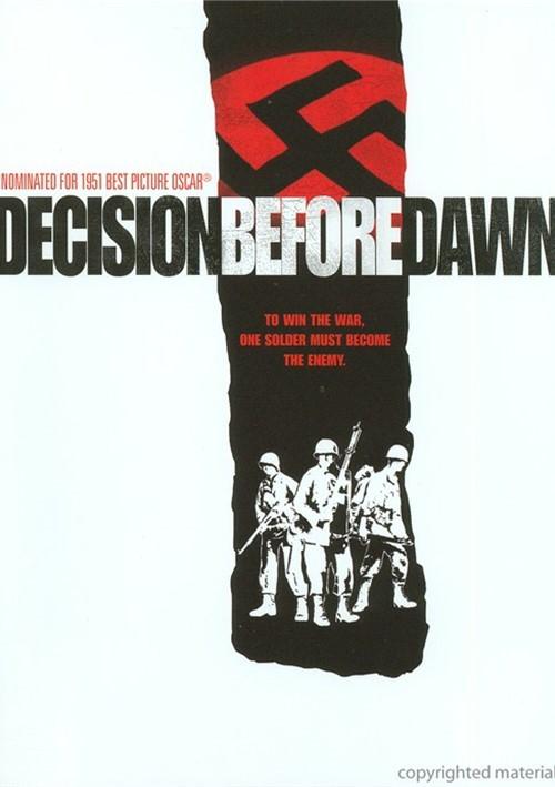 Decision Before Dawn Movie