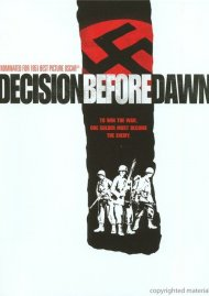 Decision Before Dawn Movie