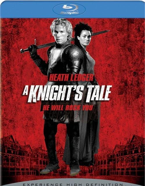 Knights Tale, A Blu-ray