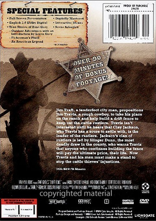 Zane Grey Western Classics The Fighting Westerner West of the Pecos 2 pack Details