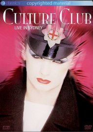 Culture Club: Live In Sydney Movie
