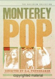 Monterey Pop: The Criterion Collection Movie