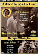 Adventures In Iraq / The Legion Of Missing Men (Double Feature) Movie