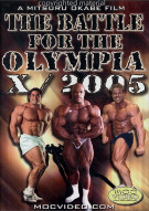 Battle For The Olympia 2005-X Movie
