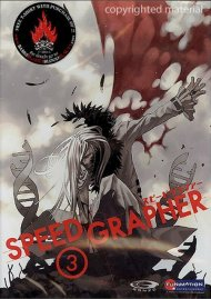 Speed Grapher: Volume 3 Movie