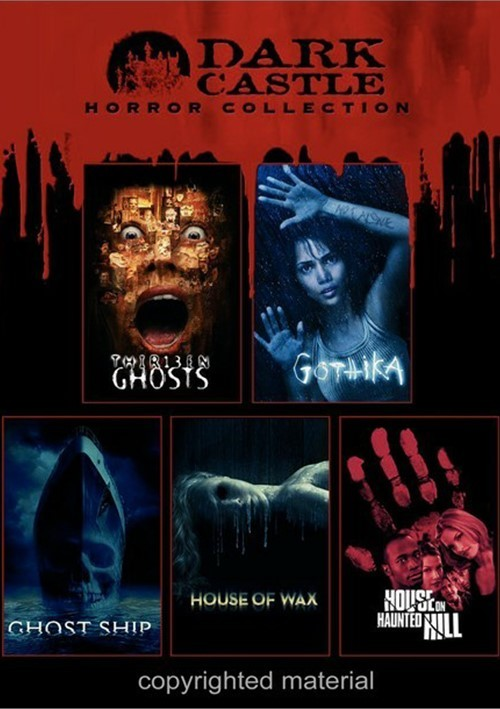 Dark Castle Horror Collection Movie