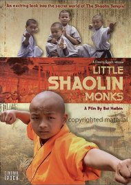 Little Shaolin Monks Movie